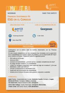 210510 ESG en el Consejo Invitacion